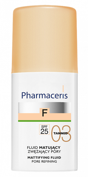 Pharmaceris F mattierendes Make up