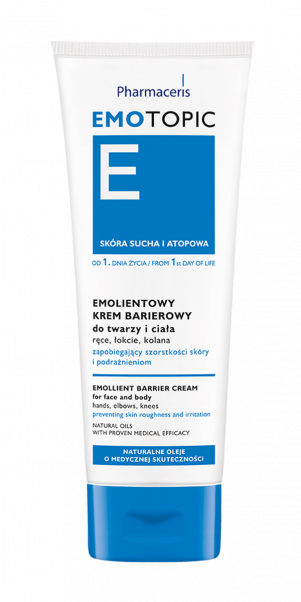 Pharmaceris Emolliens-Barrierecreme