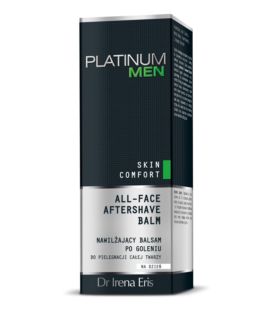 Platinum Men Aftershave Balm