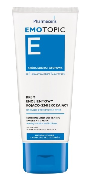 Pharmaceris E - Soothing and Softening Emollient Cream