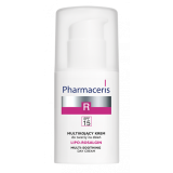 Pharmaceris R LIPO-ROSALGIN Multi-Soothing day cream SPF 15 | Tagescreme für Rosaceahaut